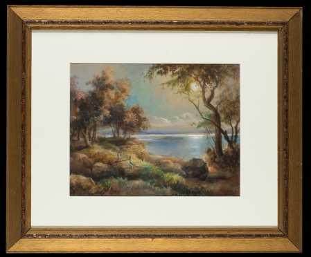 Jasper Frances Cropsey, NY (1823-1900)