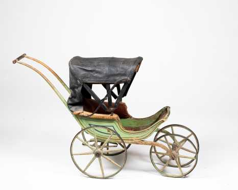 Joel Ellis Style Doll Carriage