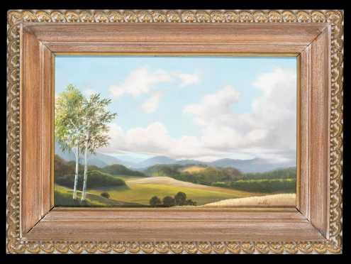 James Ashley, Vermont, NY, Colorado (__-1999)