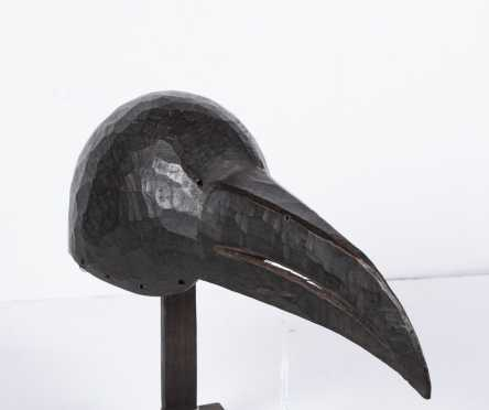 Bird Form Mask