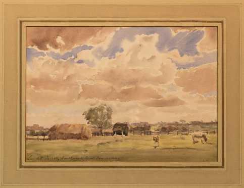John Henry Linlott, English, Attributed