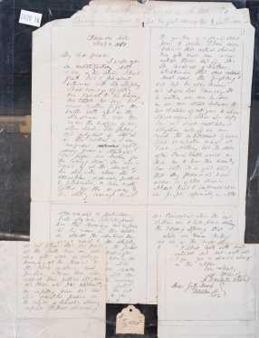 President Franklin Pierce Memorabilia