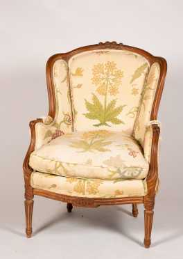 French Style Armchair