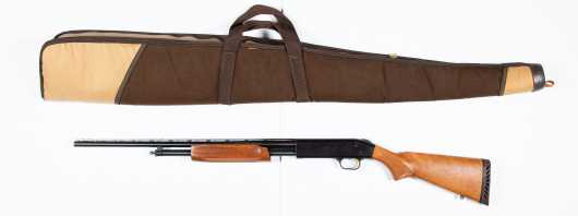 Mossberg 410 Pump Shotgun