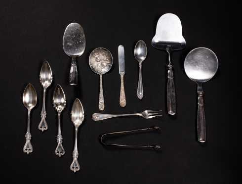 Marked Danish Sterling and Other Miscellaneous