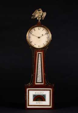Simon Willard's Patent Banjo Clock