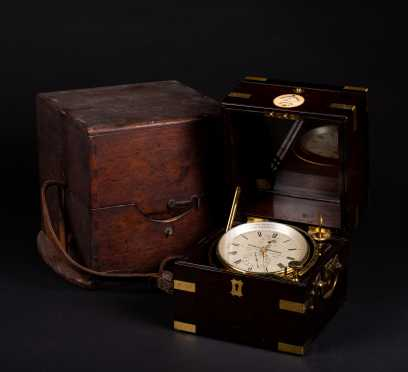 Charles Frodsham, London (1810-1871) Marine Chronometer