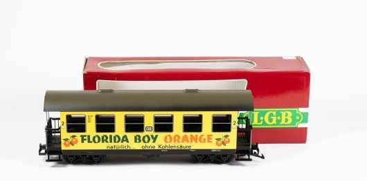 Lehmann-Gross-Bahn LGB Florida Boy Orange