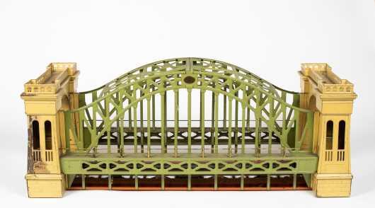Lionel Trains Suspension Bridge #300