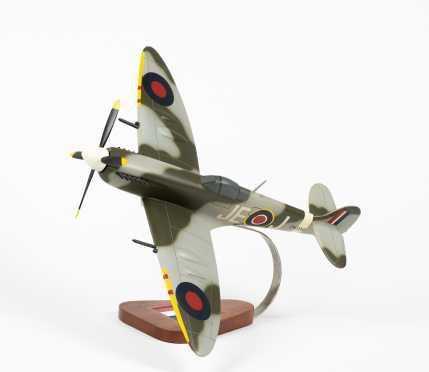 Supermarine Spitfire Scale Model