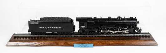 """Lionel """"Hudson 4-6-4"""" Locomotive and Tender"""
