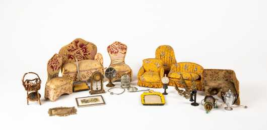 Miscellaneous Doll House Furniture