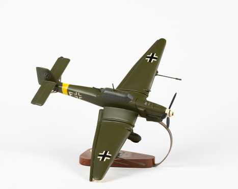 JU-87 Stuka Dive Bomber Scale Model