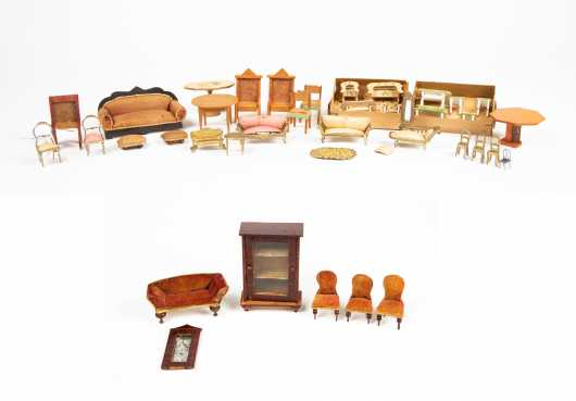 Tiny Doll House Furniture