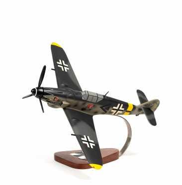 """Messerschmitt BF-109 """"Karaya"""" Scale Model"""