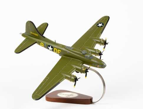 Boeing B-17 'The Memphis Belle' Scale Model