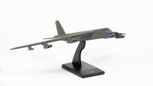 Boeing B-52G 1/100 Scale Model