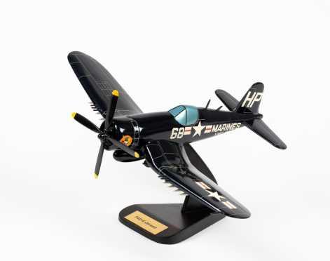 Chance Vought F4U Corsair, 'VMF-223 Bulldogs' Scale Display Model