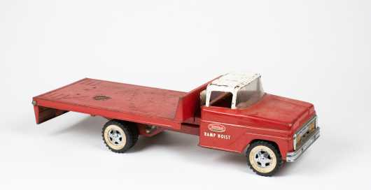 """Tonka"" Ramp Hoist Tow Truck"