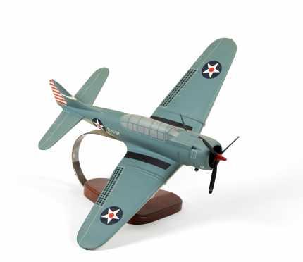 Grumman TBF Avenger Scale Model
