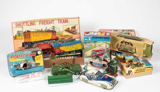 Lionel Train Set #2025