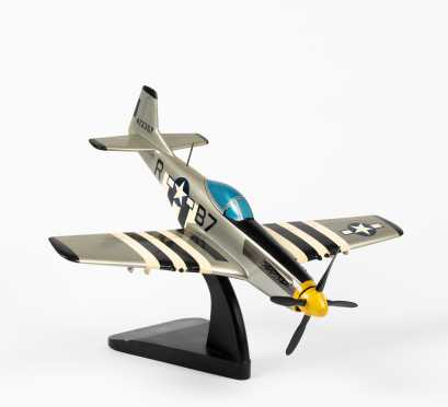 North American Aviation P-51 Mustang Scale Model