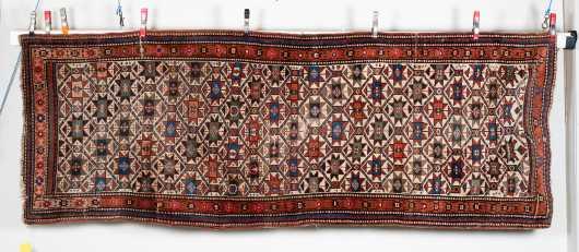 Kazak Runner Oriental Rug