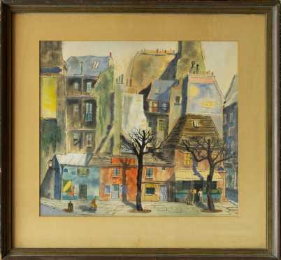 John O'Hara Cosquare II, NY, CA, MASS. (1908-1968)