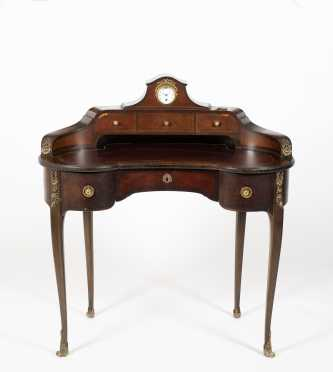 Ormolu Mounted Dressing Table