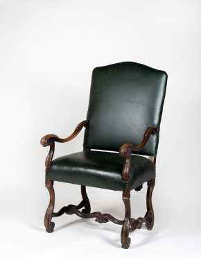Italian Rococo Armchair