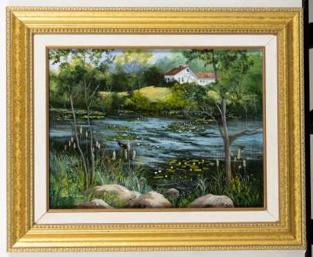 Joan M Tierney, Wilton, NH, 20thC