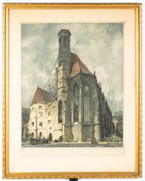 Luigi Kasimir, Austro-Hungarian, (1881-1962)