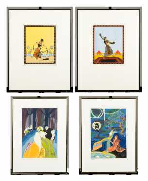 Print Grouping of Four