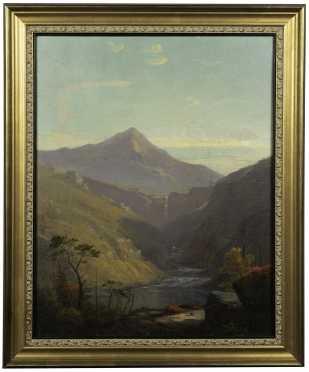 William Boardman (1815-1895), Mt. Chocorua, White Mountains NH