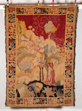 Northern European E20thC Tapestry Hanging