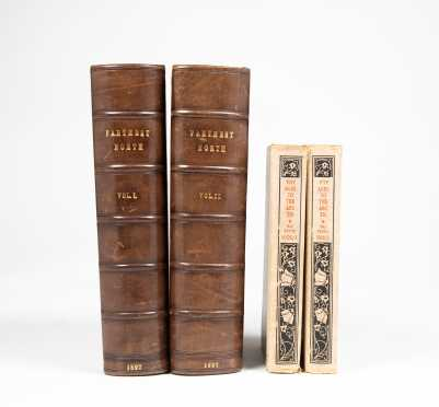 "Arctic Exploration: Fridtjof Nansen, ""Farthest North,"" 2 Vols."