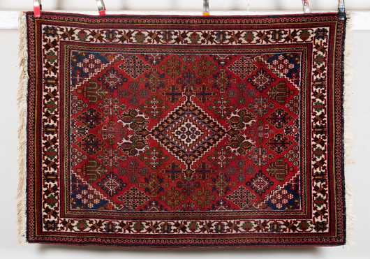 Joshigan Scatter Size Oriental Rug