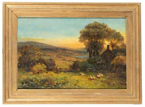 Andrew Melrose NJ/CA, (1836-1901)