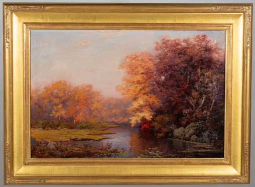 New England Landscape Painting