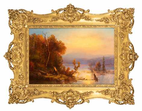 Asher Brown Durand, NY, NJ (1796-1886) Attributed
