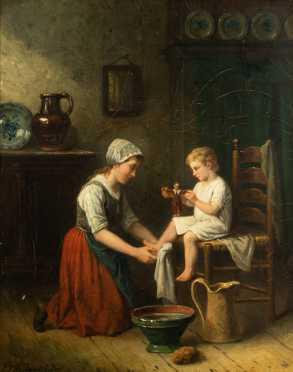 Jan Jacobus Matthijs Damscroeder, Netherlands, (1825-1905)