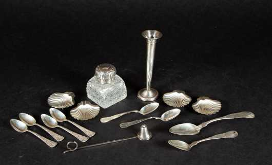 Sterling Silver Lot of Miscellaneous Items