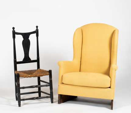 Two Country American Chairs *AVAILABLE FOR REASONABLE OFFERS*