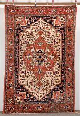 20thC Heriz Style Oriental Rug