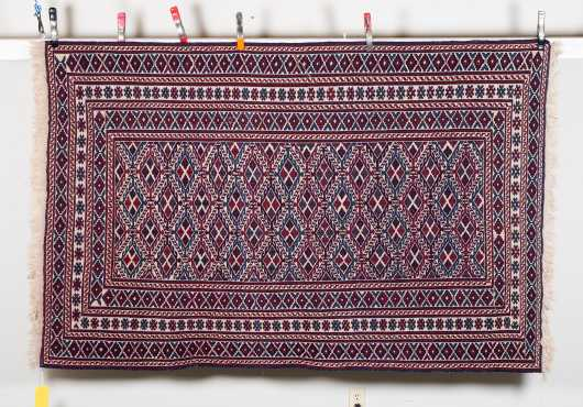 Turkish 20thC Kalim Scatter Size Rug