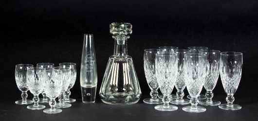 Lot of Quality Glassware