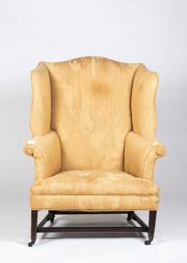 18thC Wing Chair