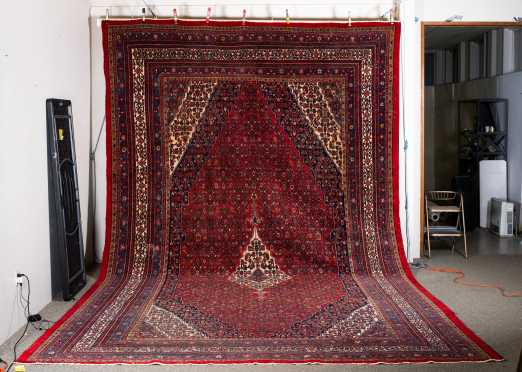 Malayer Style Room Size Oriental Rug