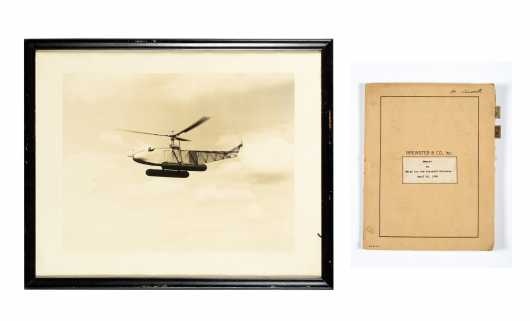 Brewster Aircraft Co. 1929, Photograph and Sales Report Album