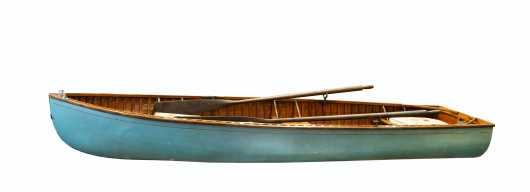"""Penn Yan"" ""Car Topper"" C1940s Wooden Boat"